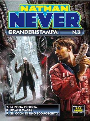 Nathan Never Granderistampa n. 3