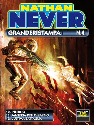 Nathan Never Granderistampa n. 4