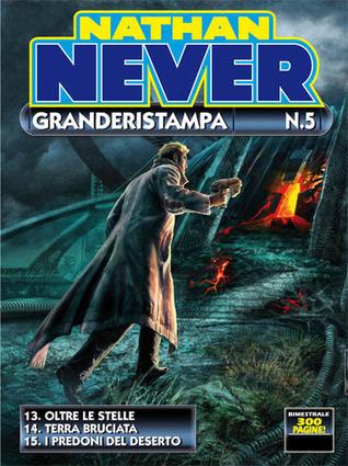 Nathan Never Granderistampa n. 5