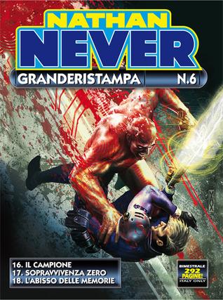 Nathan Never Granderistampa n. 6
