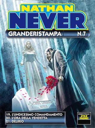 Nathan Never Granderistampa n. 7