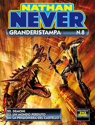 Nathan Never Granderistampa n. 8