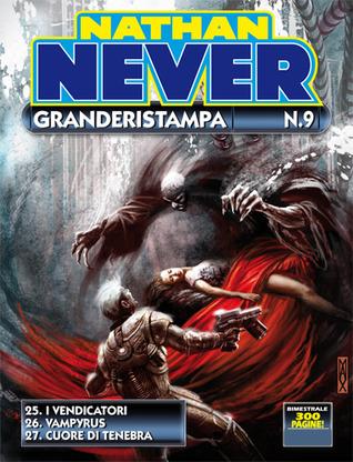 Nathan Never Granderistampa n. 9