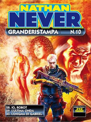 Nathan Never Granderistampa n. 10