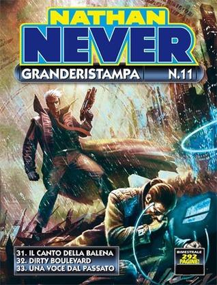 Nathan Never Granderistampa n. 11