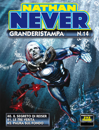 Nathan Never Granderistampa n. 14