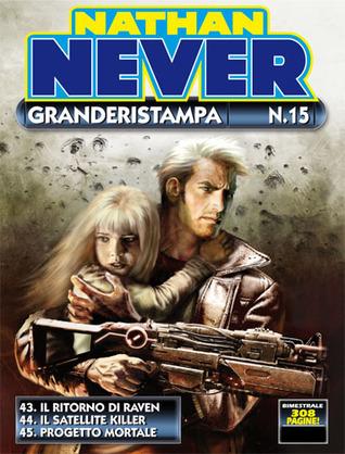Nathan Never Granderistampa n. 15