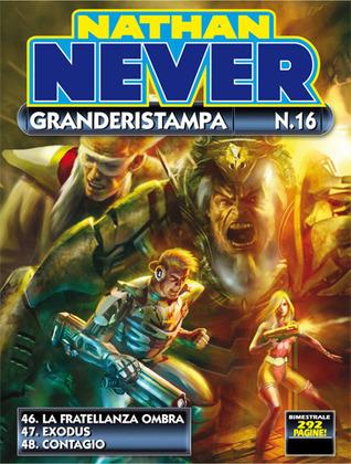 Nathan Never Granderistampa n. 16