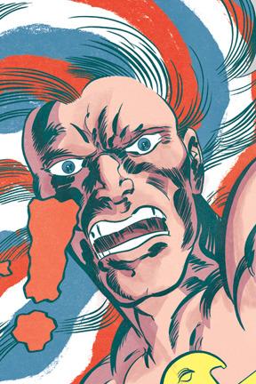 American Barbarian by Tom Scioli
