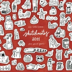 Sketchnotes 2011 by Eva-Lotta Lamm