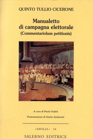 Manualetto di campagna elettorale (Commentariolum petitionis)