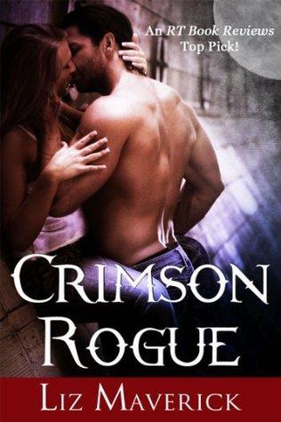 Crimson Rogue by Liz Maverick