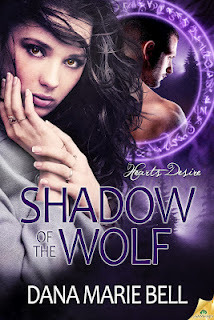 Shadow of the Wolf by Dana Marie Bell