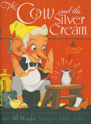 The Cow and the Silver Cream
