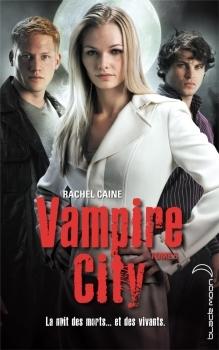 Le maître du chaos (Vampire City, #5)