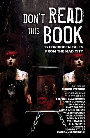 Don't Read This Book by Chuck Wendig