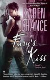 Book cover for Fury's Kiss (Dorina Basarab, #3)