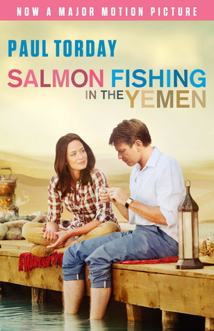 salmon fishing in the yemen book review