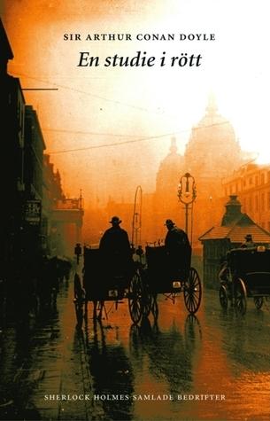 En studie i rött (Sherlock Holmes, #1)