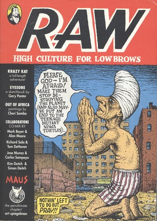 Raw Volume 2 Number 3: High Culture for Lowbrows