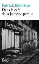 Dans le café de la jeunesse perdue by Patrick Modiano