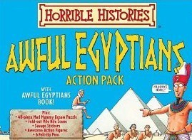 The Awful Egyptians, Activity Pack