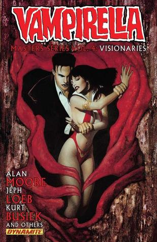 Vampirella Masters Series Vol, 4: Visionaries