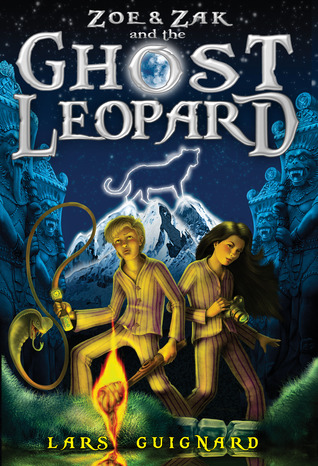Zoe & Zak and the Ghost Leopard