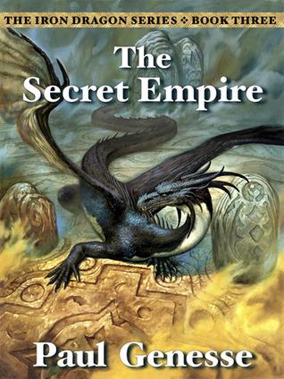 The Secret Empire (The Iron Dragon, #3)