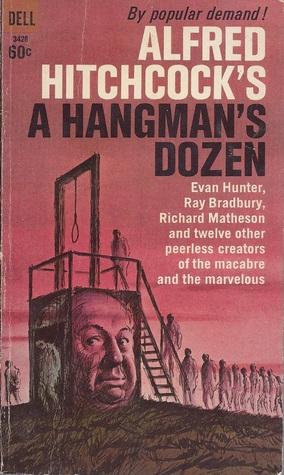 Alfred Hitchcock's A Hangman's Dozen EPUB DJVU 978-0440134282