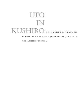 UFO in Kushiro