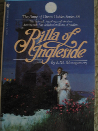 Rilla of Ingleside (Anne of Green Gables Series, #8)