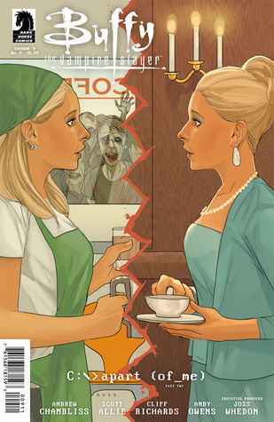Buffy the Vampire Slayer: Apart (of me), Part 2 (Season 9, #9)