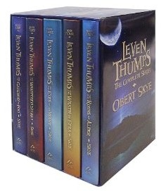 Leven Thumps- The Complete Series (Leven Thumps, #1-5)