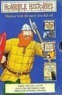 Horrible Histories Slipcase 2 (Vicious Vikings, Smashing Saxons And Stormin Normans)