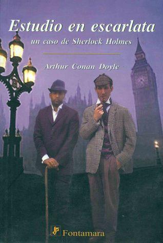 Estudio en escarlata: un caso de Sherlock Holmes