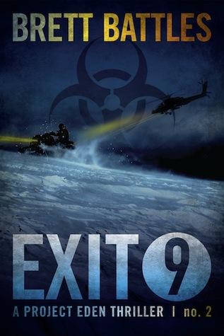 Exit 9 by Brett Battles