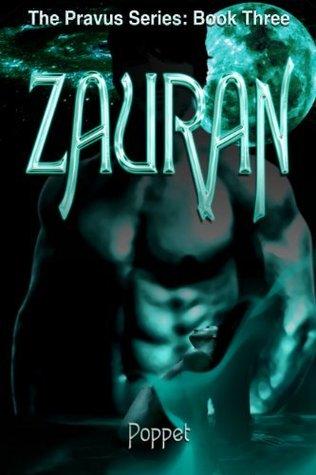 Zauran (Pravus, #3)