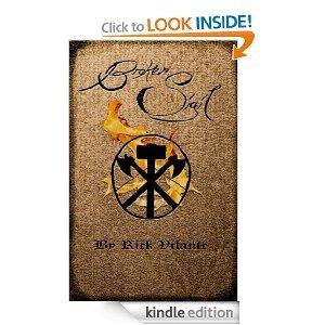 Broken Sigil (Magister Chronicles: The Fall of Magic, 1)