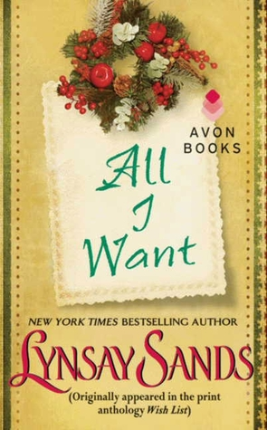 All I Want by Lynsay Sands