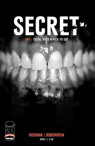 Secret #1 by Jonathan Hickman