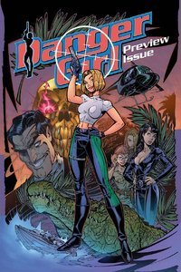 Danger Girl #0 Preview Issue