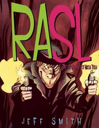 RASL, Vol. 4 by Jeff Smith
