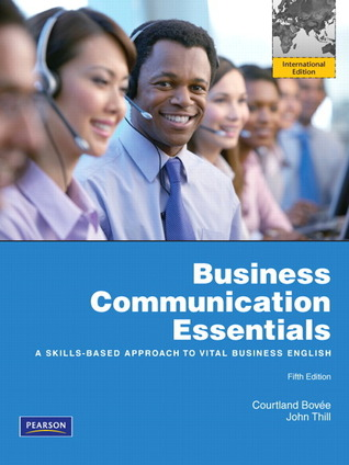 Business communication essentials by courtland l bove 10881464 fandeluxe Gallery