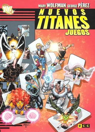 Los Nuevos Titanes: Juegos