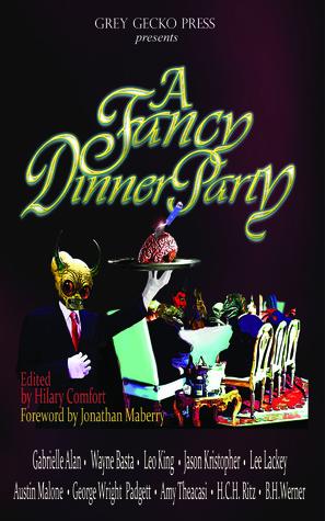 A Fancy Dinner Party por Hilary Comfort PDF MOBI 978-0983618591