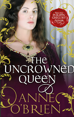 The Uncrowned Queen by Anne O'Brien