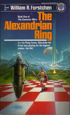 The Alexandrian Ring (Gamester Wars #1)