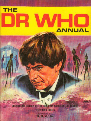 The Dr Who Annual 1968