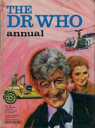 The Doctor Who Annual 1971